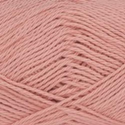 Heirloom Cotton 4 ply-Chalk Pink