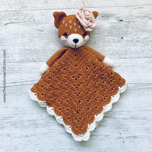 Frankie The Little Fox Kit