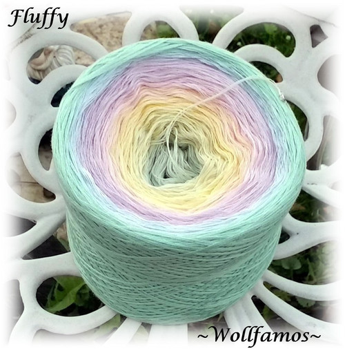 Wollfamos - Fluffy (15-4)