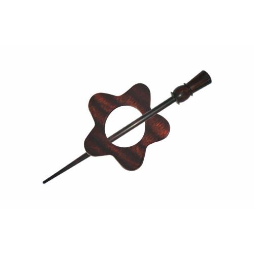 Knitpro Shawl Pin Garnet