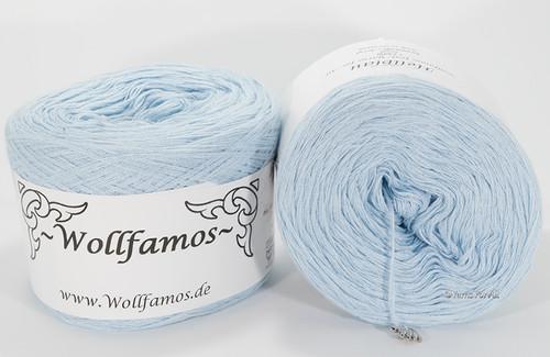 Wollfamos-Hellblau (5-3)