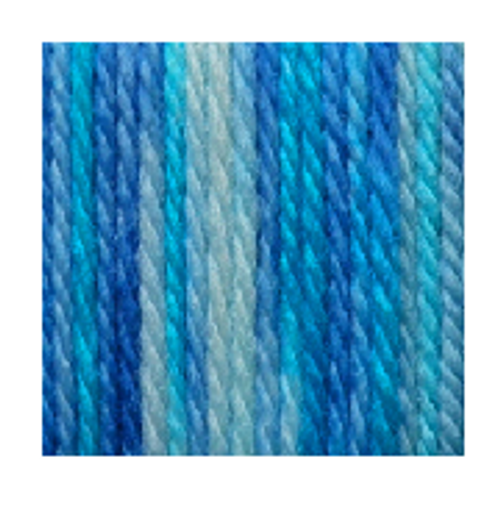 Colour Works-Blue Splash