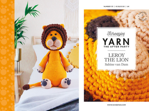 Yarn The After Party 131 - Leroy The Lion