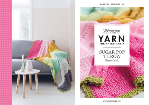 Yarn The After Party 38 - Sugar Pop Throw