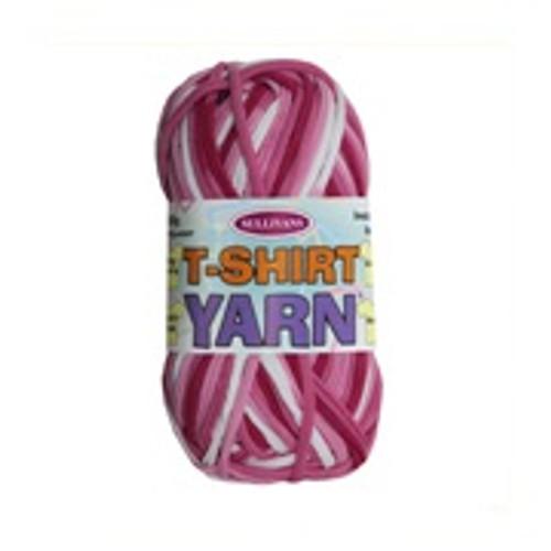 T Shirt-Multi Pink