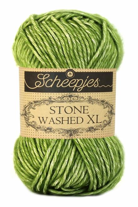 Scheepjes Stone Washed XL-Canada Jade 846