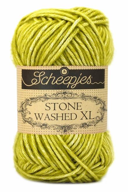 Scheepjes Stone Washed XL-Lemon Quartz 852
