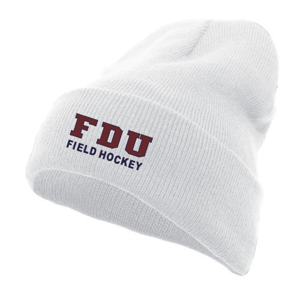 FDU Field Hockey Knit Beanie