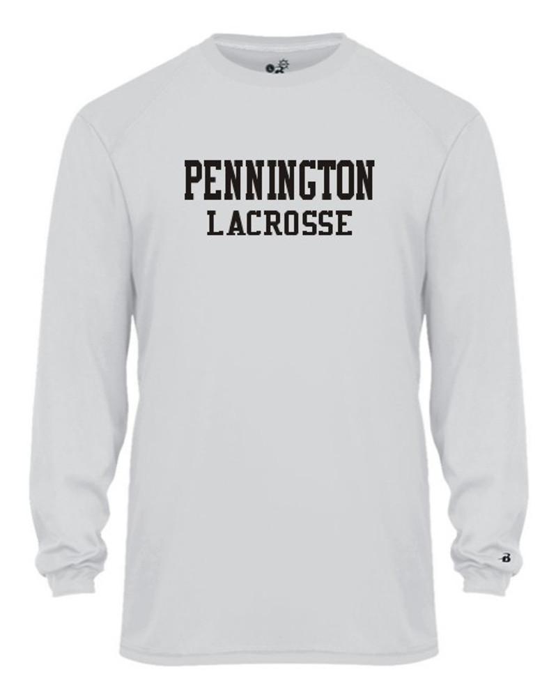 Pennington Lacrosse Performance Long Sleeve