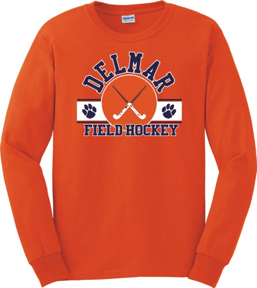 Delmar HS Field Hockey Long Sleeve Tee