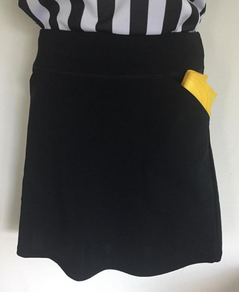 YOLO Official Spunkwear Pocketed Skort