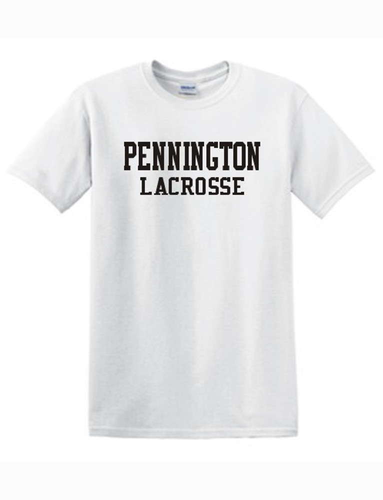 Pennington Lacrosse Cotton Tee