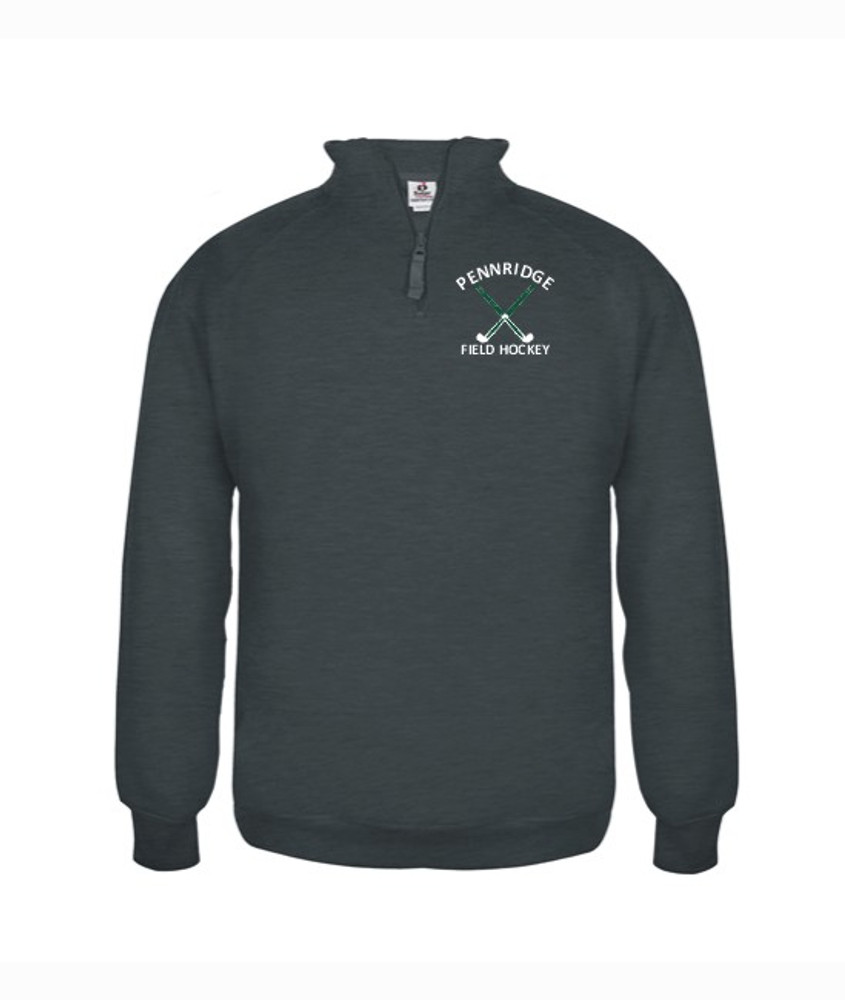 Pennridge Field Hockey 1/4 Zip Sweatshirt