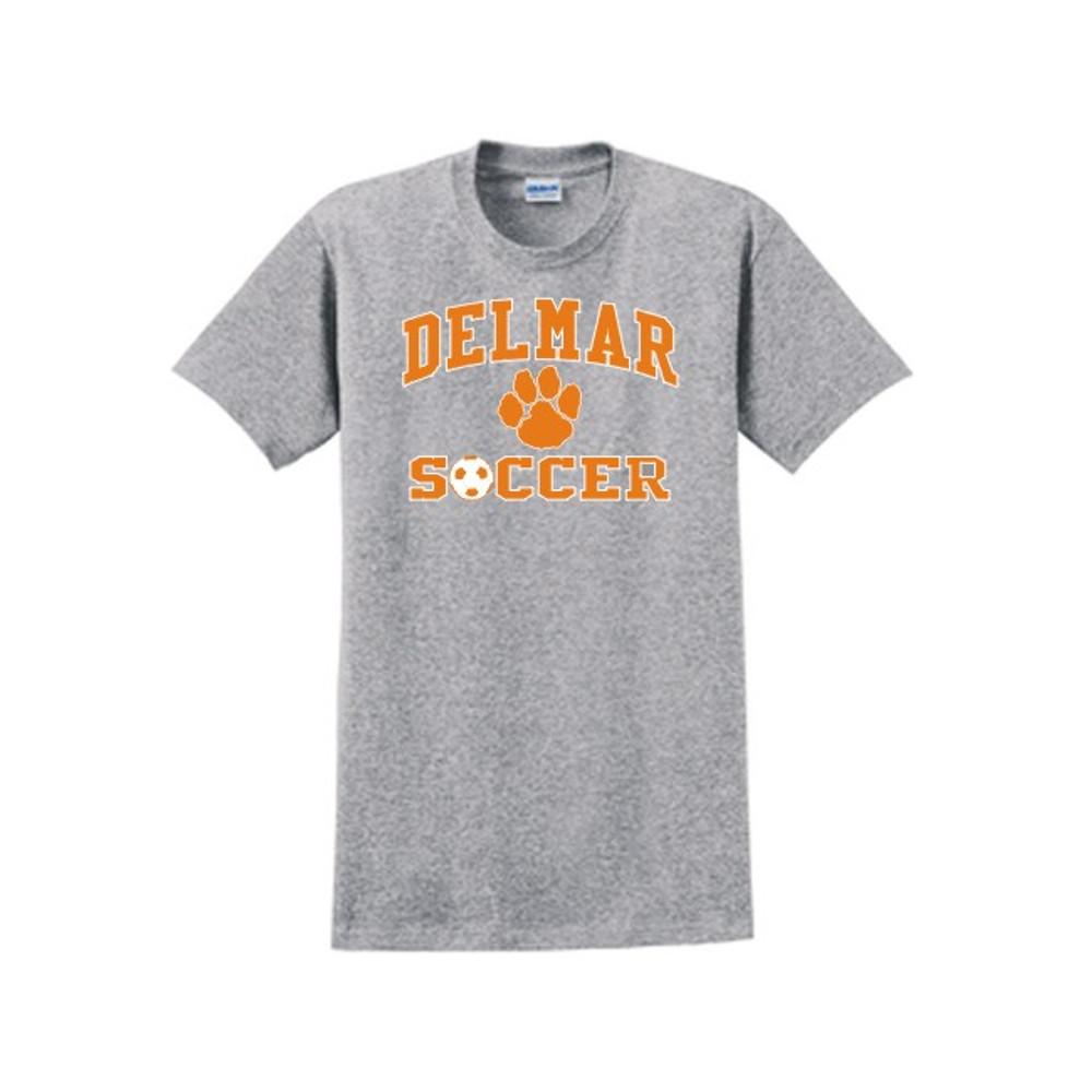 Delmar Soccer Short Sleeve Tee