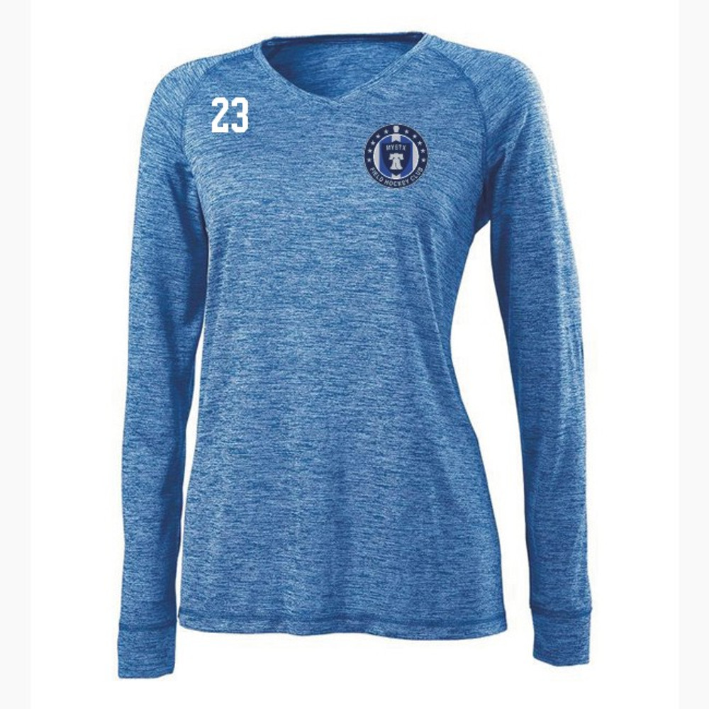 MYSTX Field Hockey Performance Long Sleeve Tee (Required)