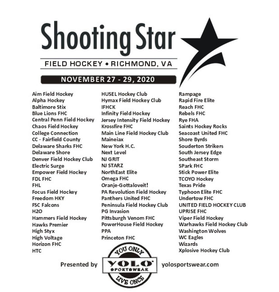 2020 Shooting Star Thanksgiving Long Sleeve Tee