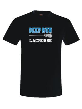 Deep Run Thunder Girls Lacrosse T-shirts