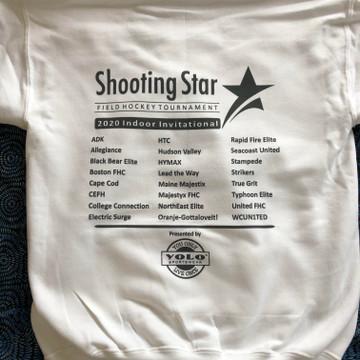 Shooting Star 2020 Indoor Invitational Hood