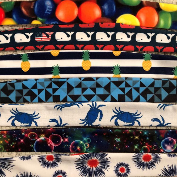 Shop - YOLO Lifestyle Collection Tie-Back Headbands - YOLO Sportswear