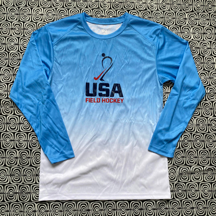 USA Field Hockey Performance Long Sleeve