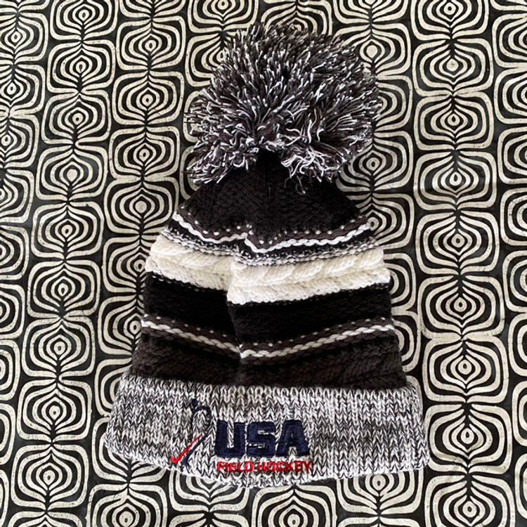 USA Field Hockey Winter Beanie
