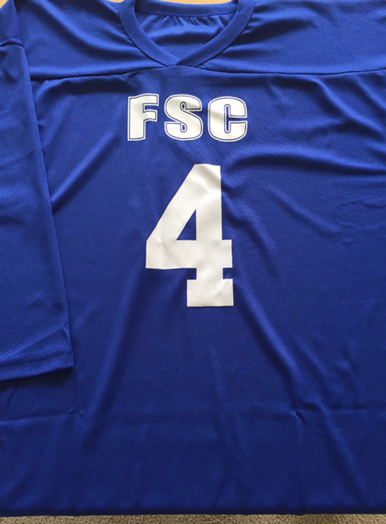 FSC Field Hockey Uniform Goalie Jersey (Required)