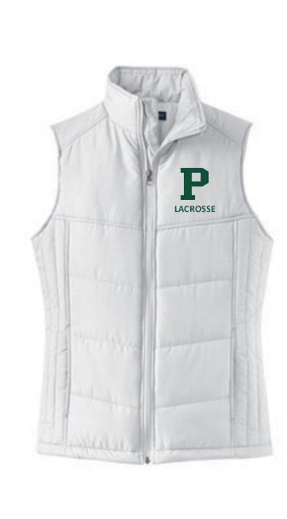 Pennridge Women's Lacrosse Puffy Vest