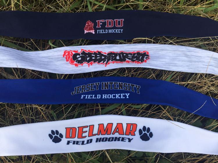 YOLO Custom Team Tie-Back Headbands - YOLO Sportswear de29916b642