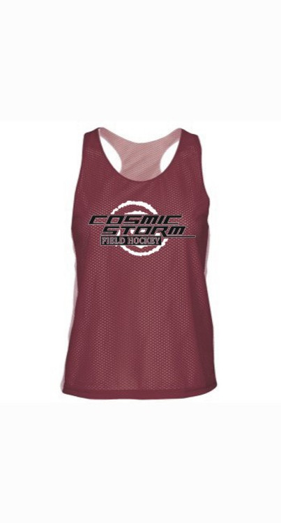 Cosmic Storm Field Hockey Reversible Tank