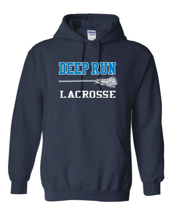 Deep Run Thunder Girls Lacrosse Hooded Sweatshirt