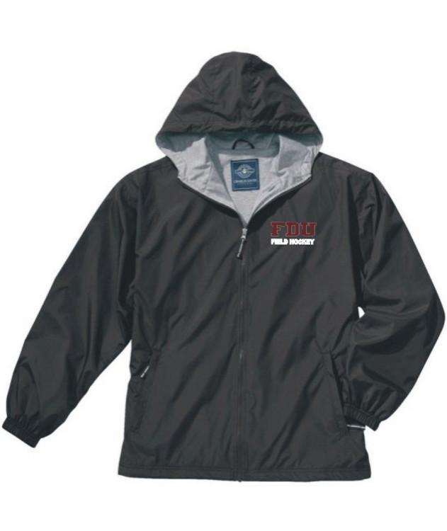 FDU Field Hockey Hooded Jacket