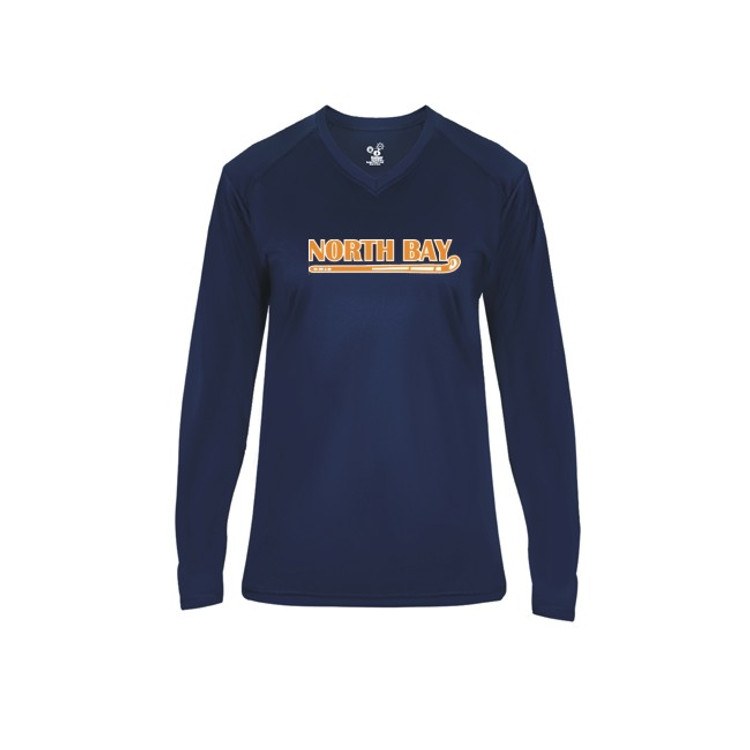 North Bay FHC Long Sleeve Performance Tee