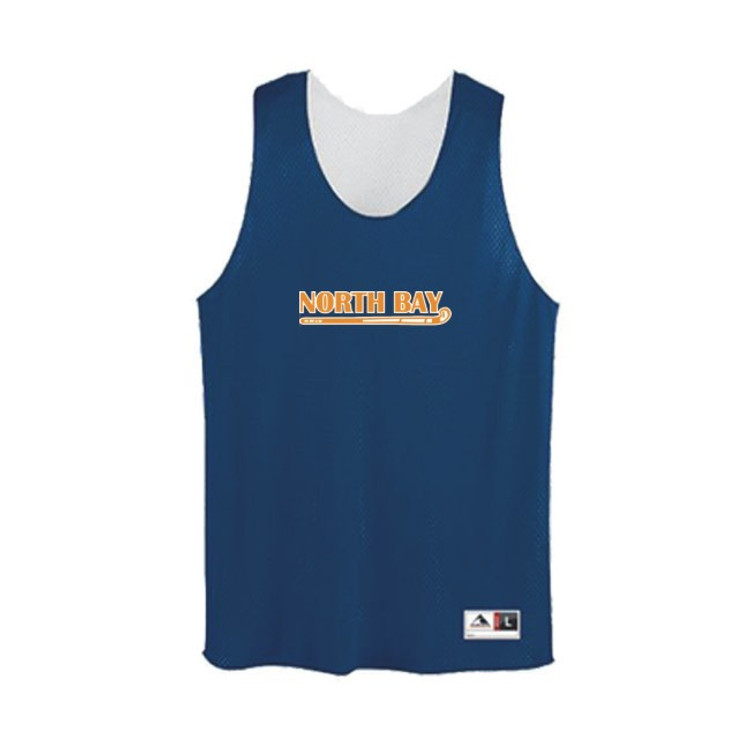 North Bay FHC Reversible Pinnie