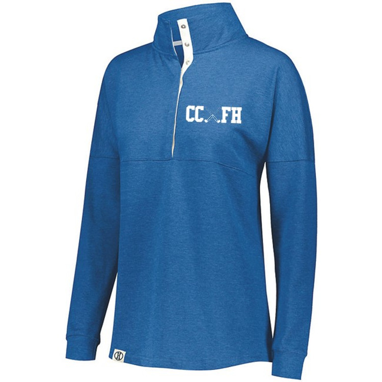 Cedar Crest FH Snappy Johnson Pullover