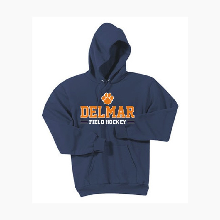 Delmar Field Hockey Hood or Crew