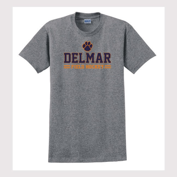 Delmar Field Hockey Short or Long Sleeve Tee