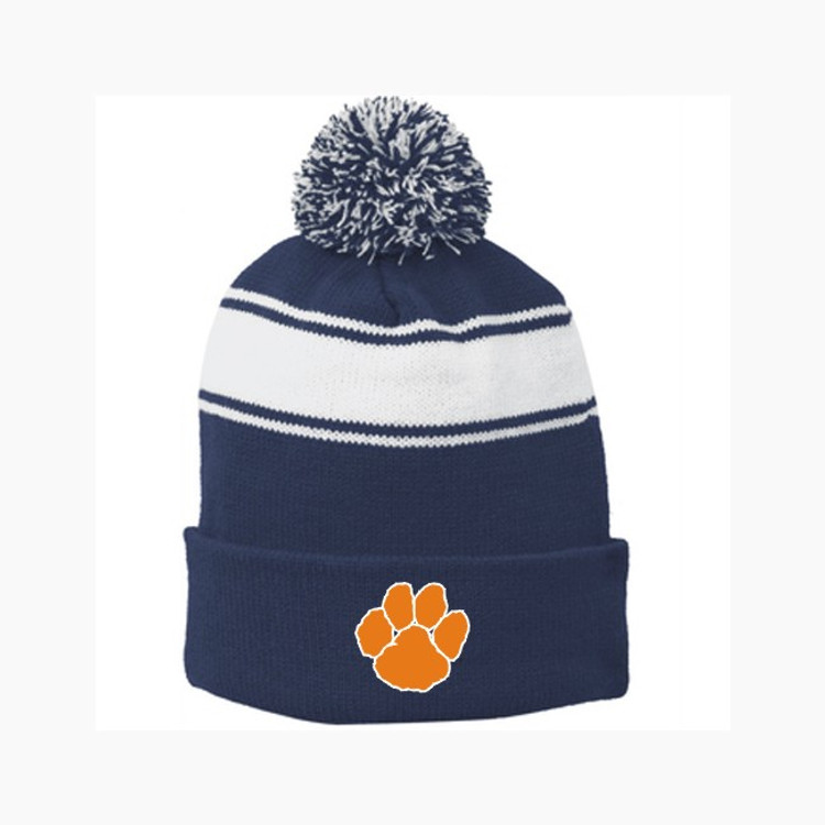 Delmar Field Hockey Winter Beanie