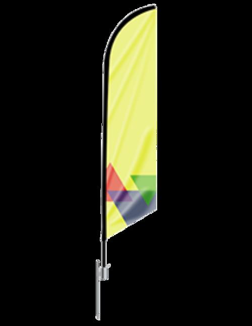 Angled Flag Banners