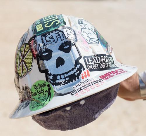 Get Most Attractive Hard Hat Stickers- Speedy Pros