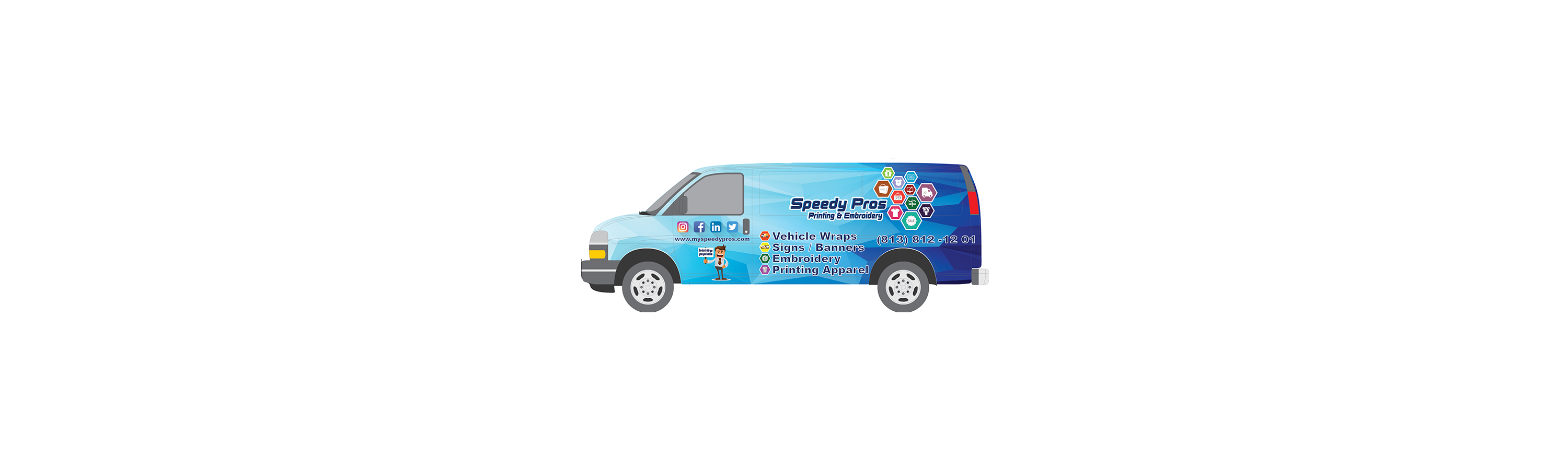 The 8 Benefits of Using Vehicle Graphics to Advertise Your Business