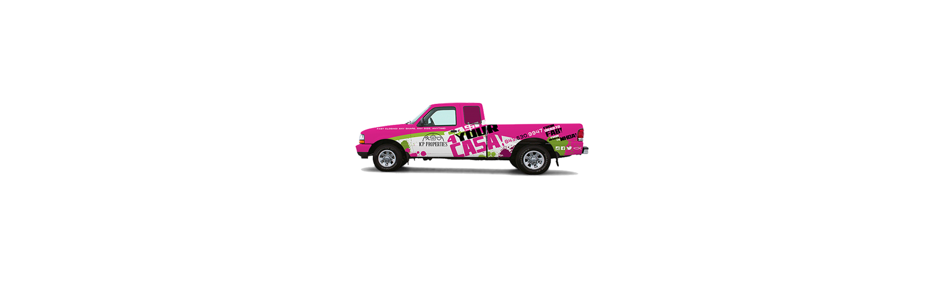 Truck Wraps Category Descriptions