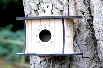 Barrow Wood - The Gold Finch House (without personalisation)