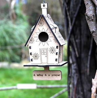 Barrow Wood - The Sparrow House - Front