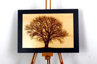Winter Tree No. 7