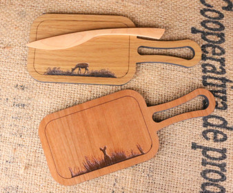 Mini Serving Platter/ Chopping Board