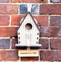 Barrow Wood - The Blue Tit House (with personalisation)