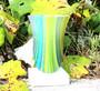 Glass Vase by Aline Johnson