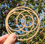 Maple Swirl Coaster Set of 4
