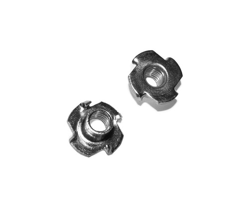 Zinc Plated T-Nuts (50 Count)
