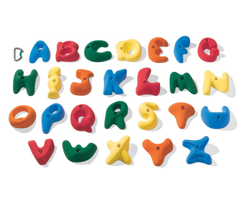 Alphabet A–Z (Full Set)